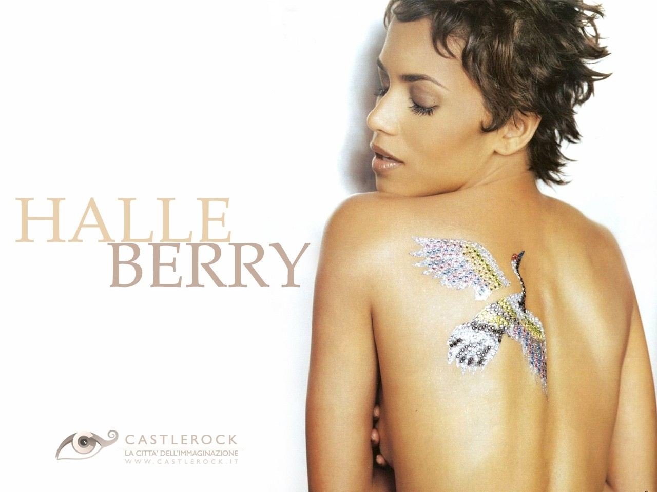 Un wallpaper di Halle Berry