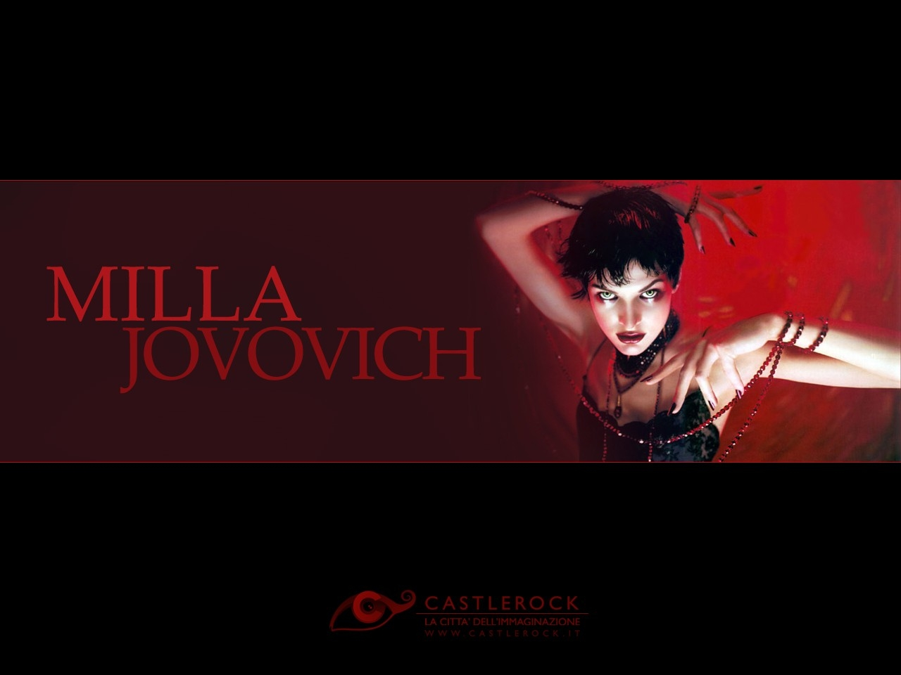 Wallpaper di Milla Jovovich
