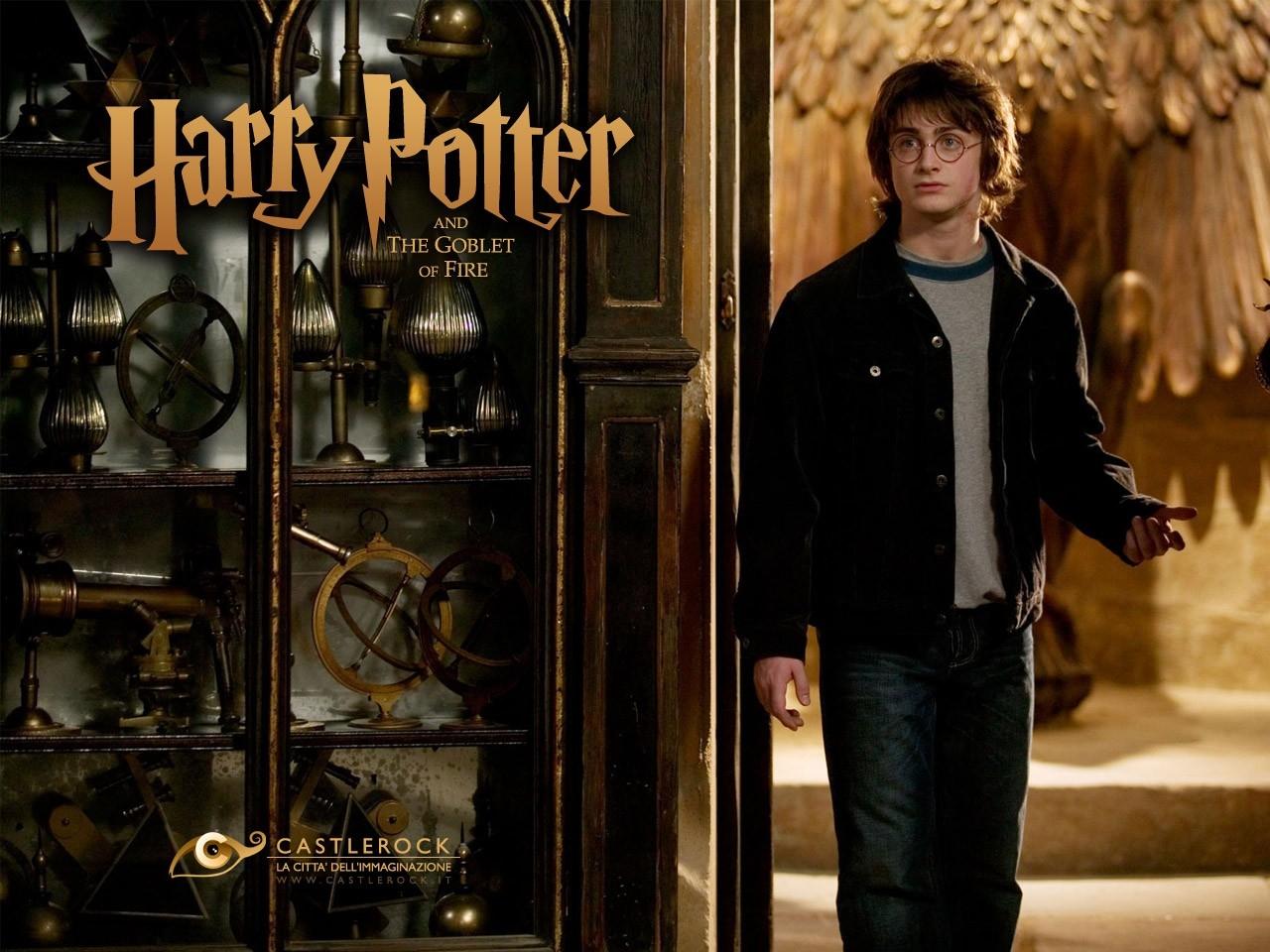 Wallpaper del film Harry Potter e il calice di fuoco