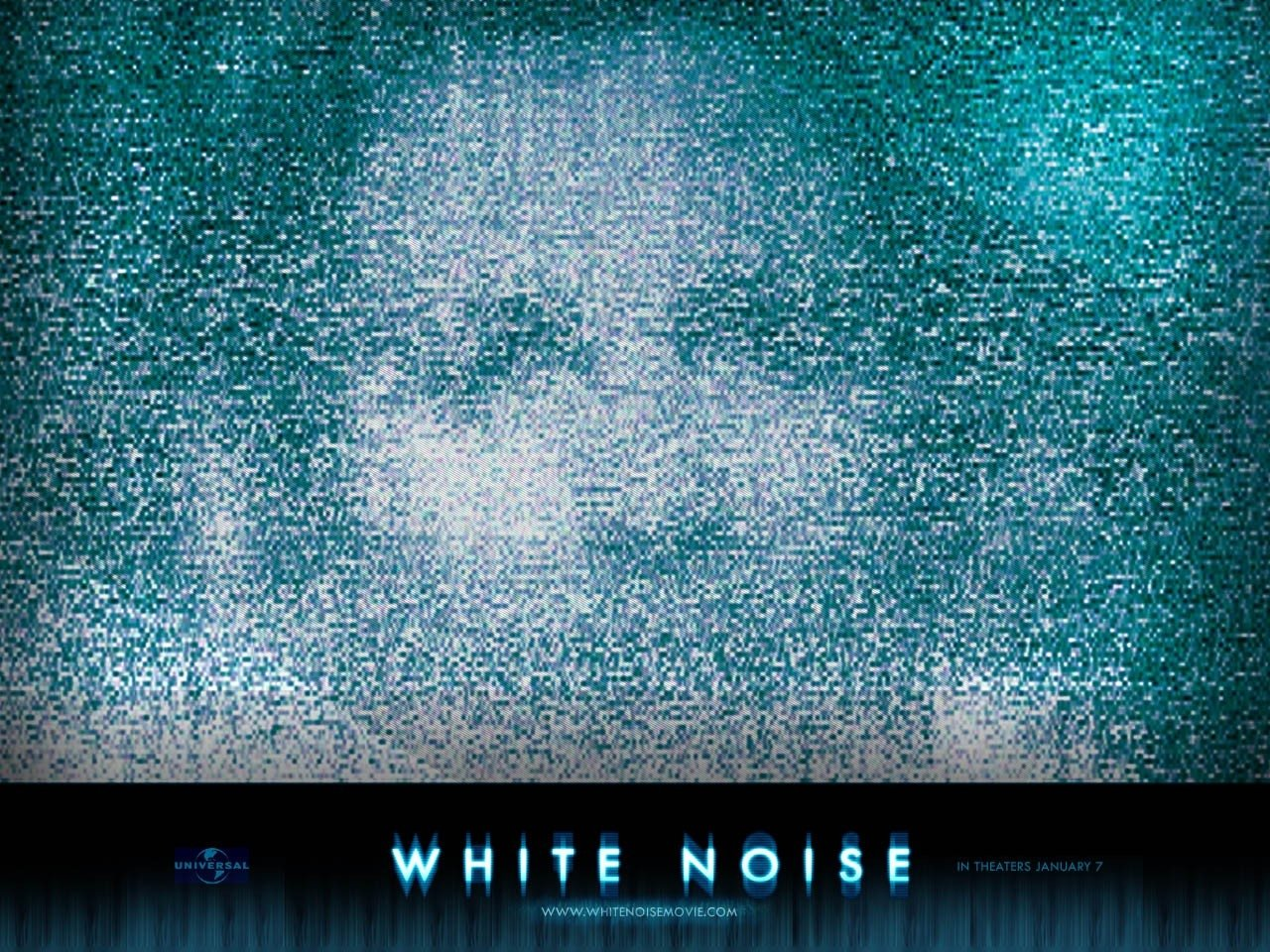 Wallpaper del film White Noise