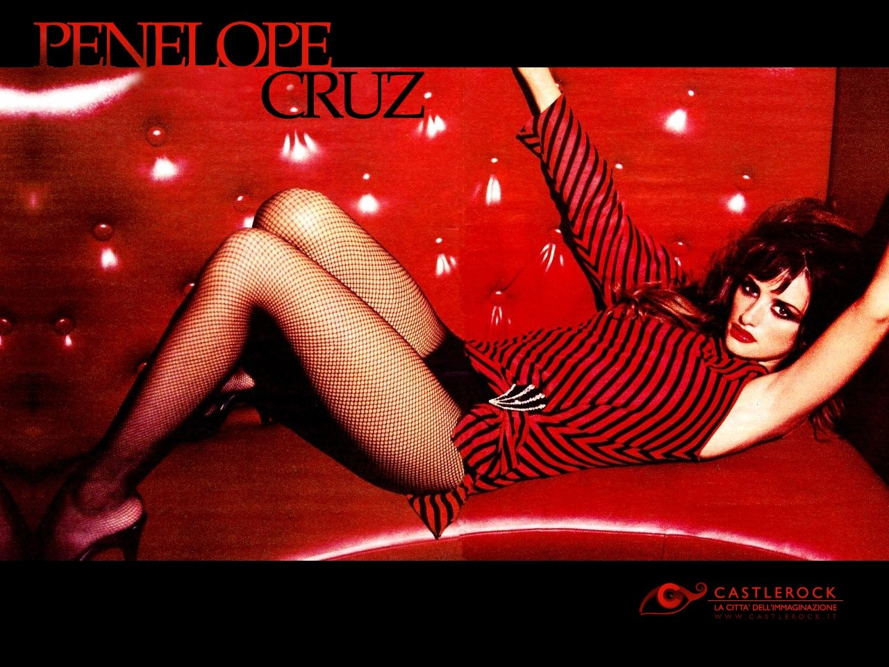 Wallpaper supersexy di Penelope Cruz