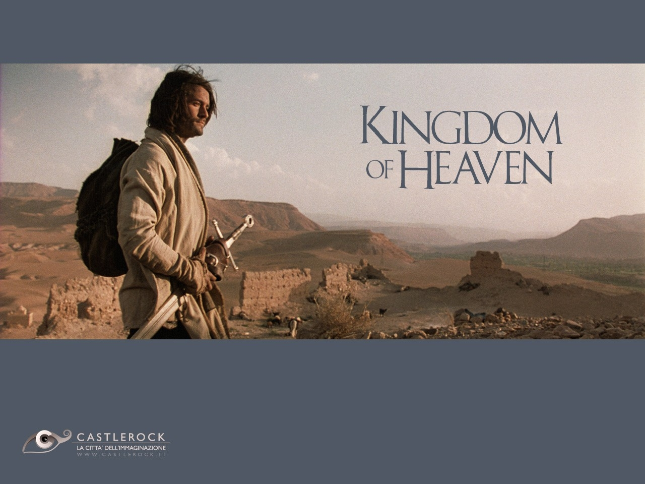 Wallpaper del film Kingdom of Heaven