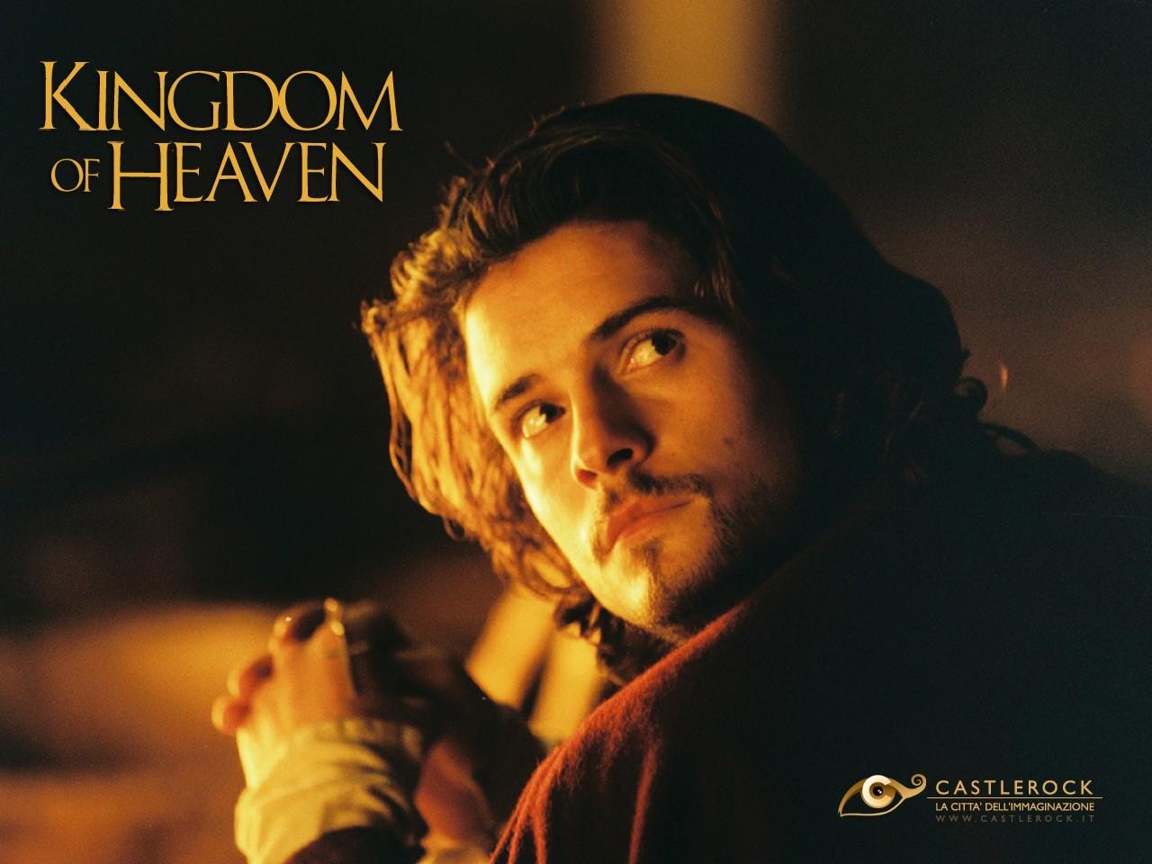 Wallpaper del film Le crociate con il protagonista Orlando Bloom