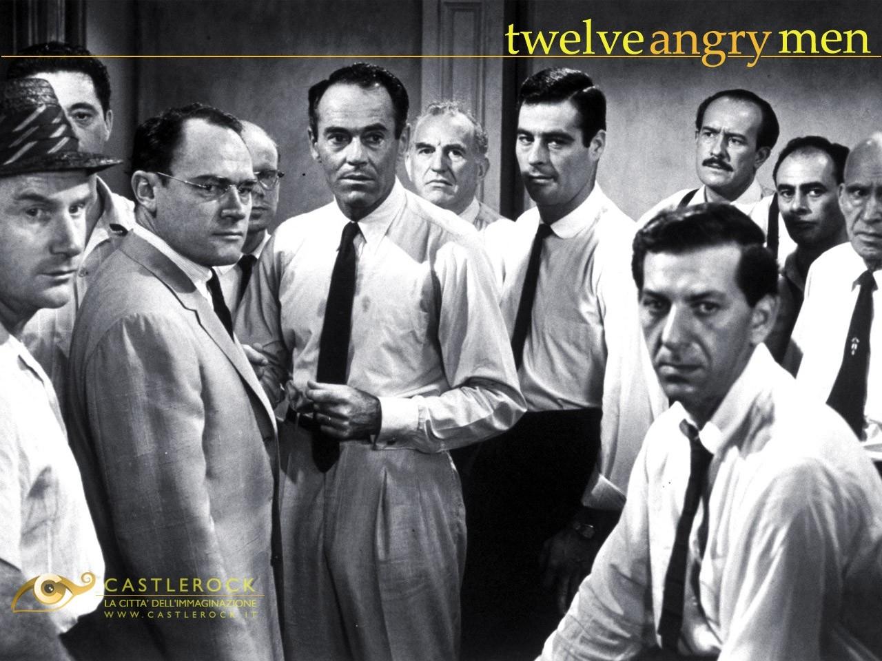 Wallpaper del film La parola ai giurati