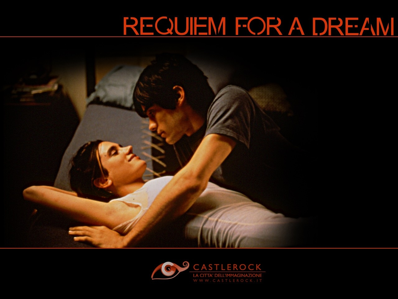 Wallpaper del film Requiem for a Dream