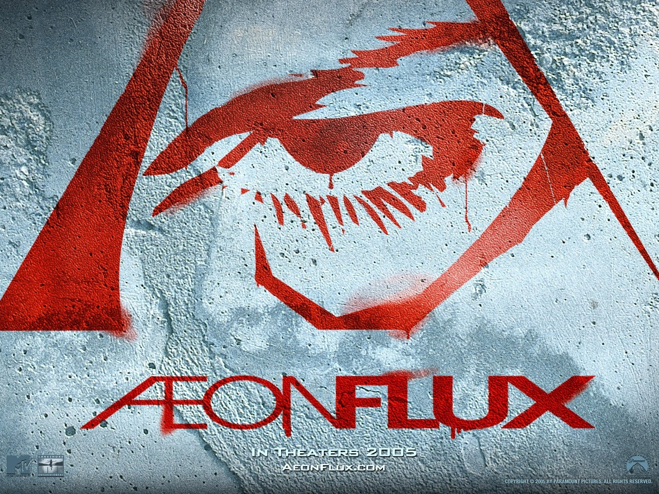 Desktop Wallpaper del film Aeon Flux
