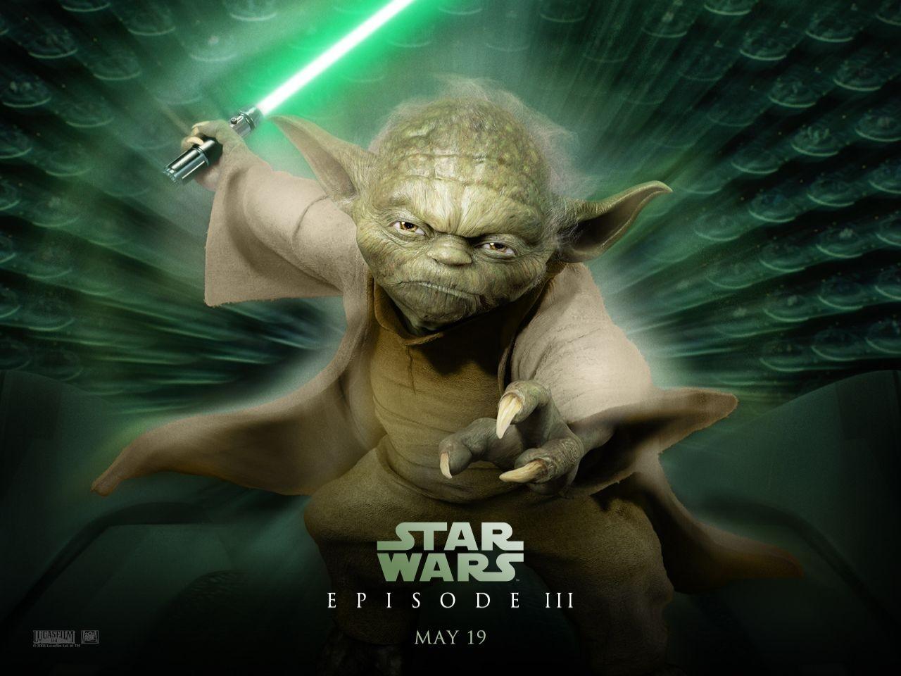 Wallpaper del film Star Wars ep. III - La vendetta dei Sith - 1