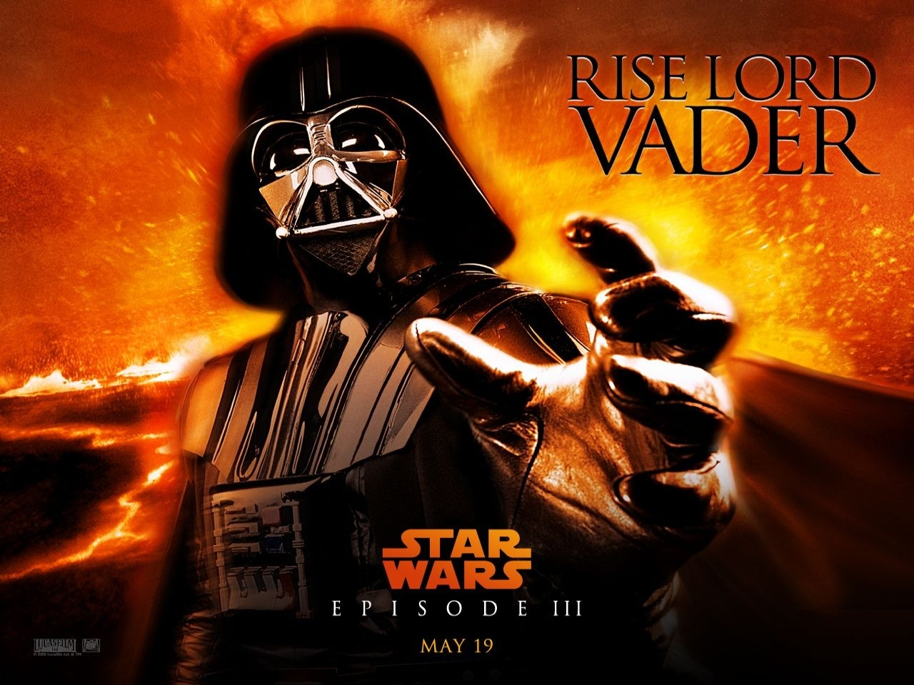 Wallpaper del film Star Wars ep. III - La vendetta dei Sith - 2