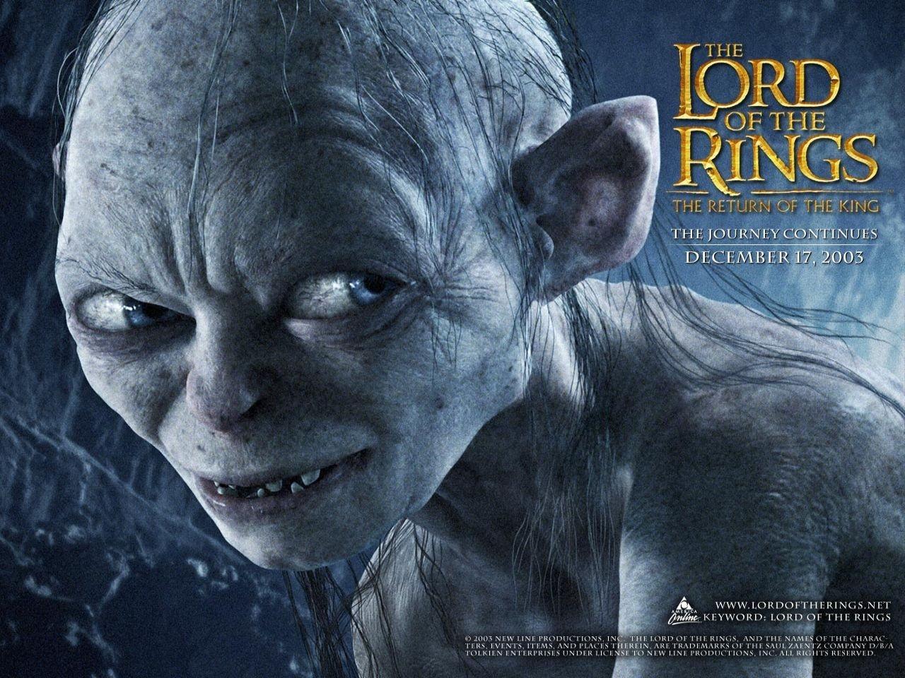 Wallpaper del film Il signore degli anelli - Il ritorno del re