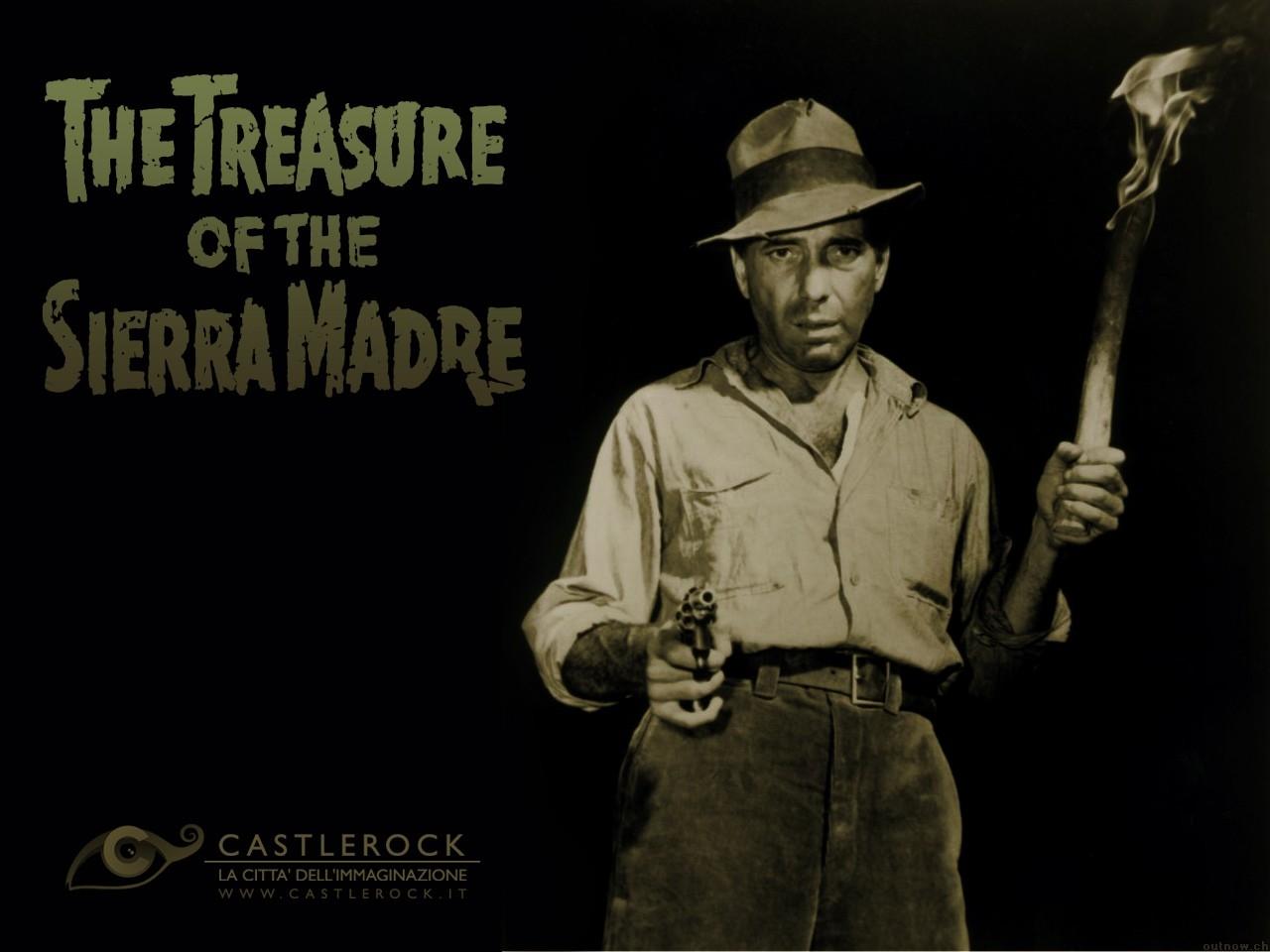 Wallpaper del film Il tesoro della Sierra Madre