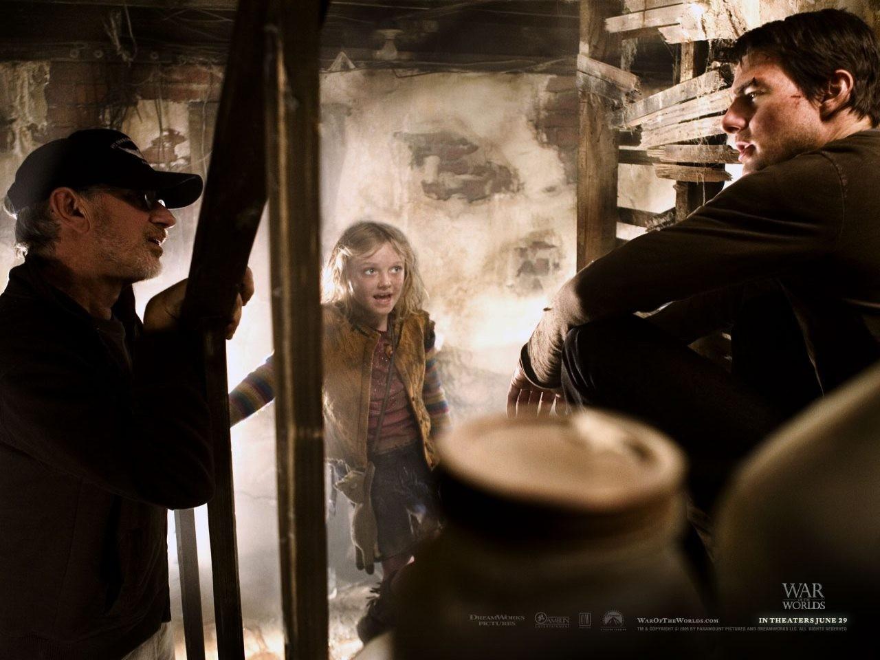 Wallpaper del film La guerra dei mondi di Spielberg