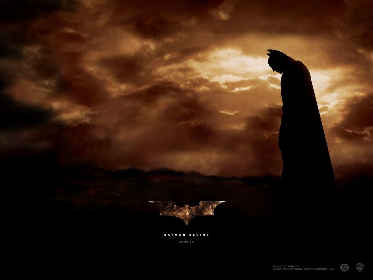 Wallpaper del film Batman Begins