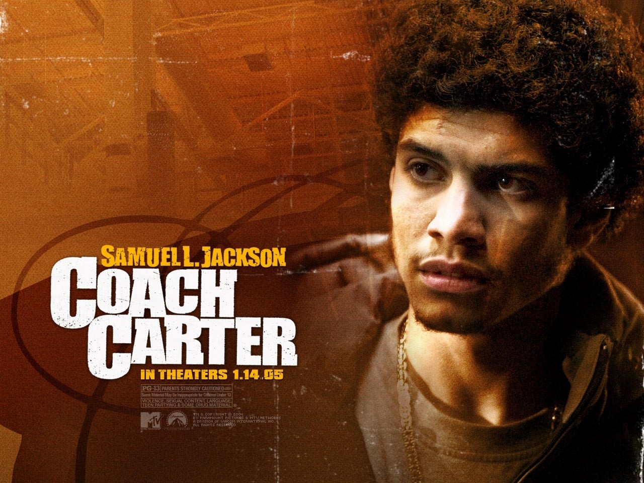 Wallpaper del film Coach Carter
