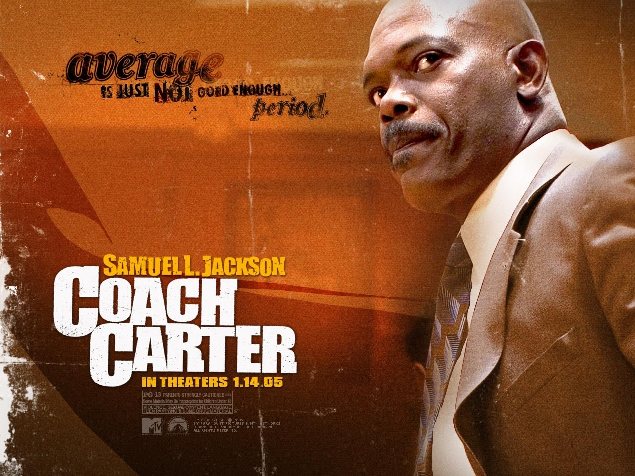 Wallpaper del film Coach Carter