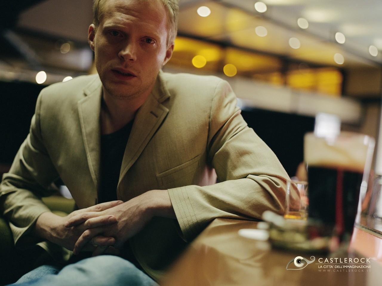 Wallpaper dell'attore Paul Bettany