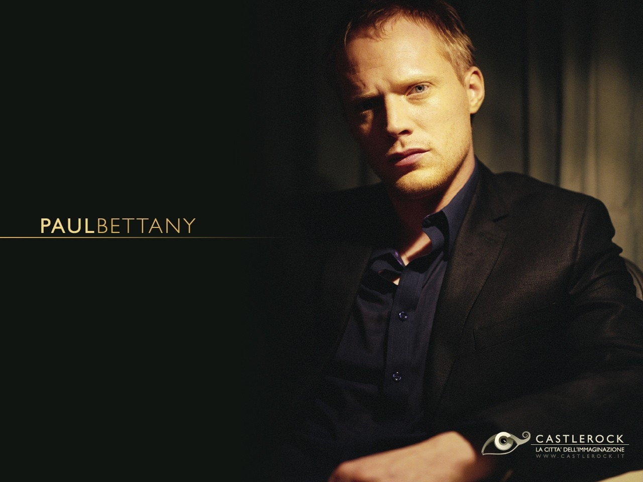 Wallpaper del fascinoso Paul Bettany