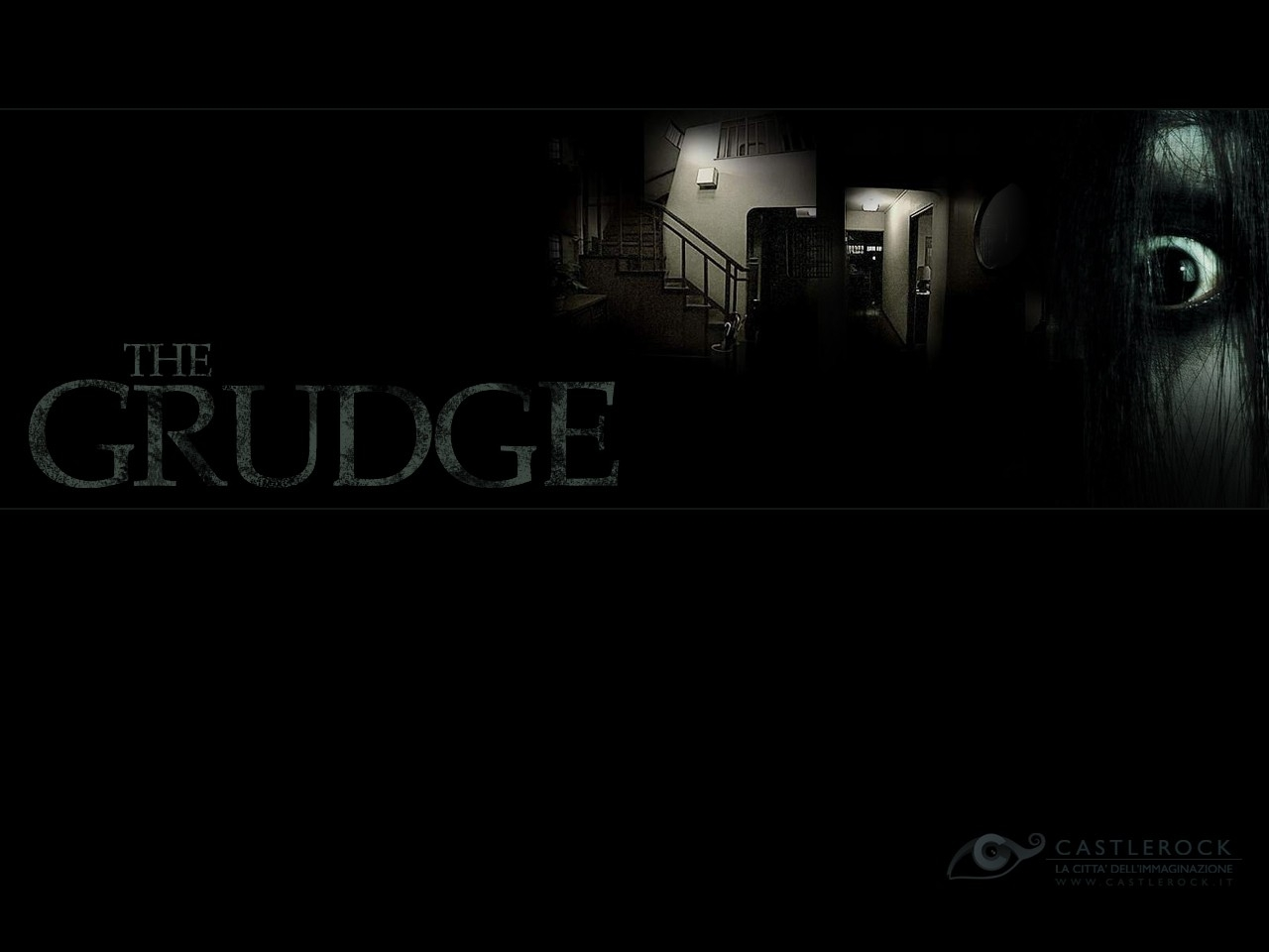 Wallpaper del film The Grudge