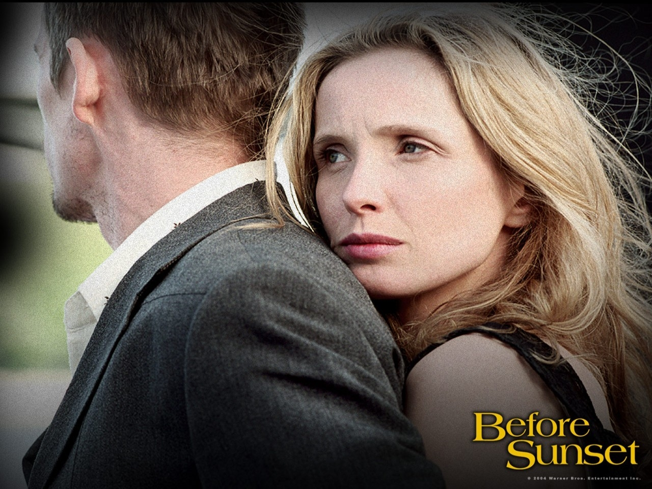 Wallpaper del film Before Sunset - Prima del tramonto con Julie Delpy