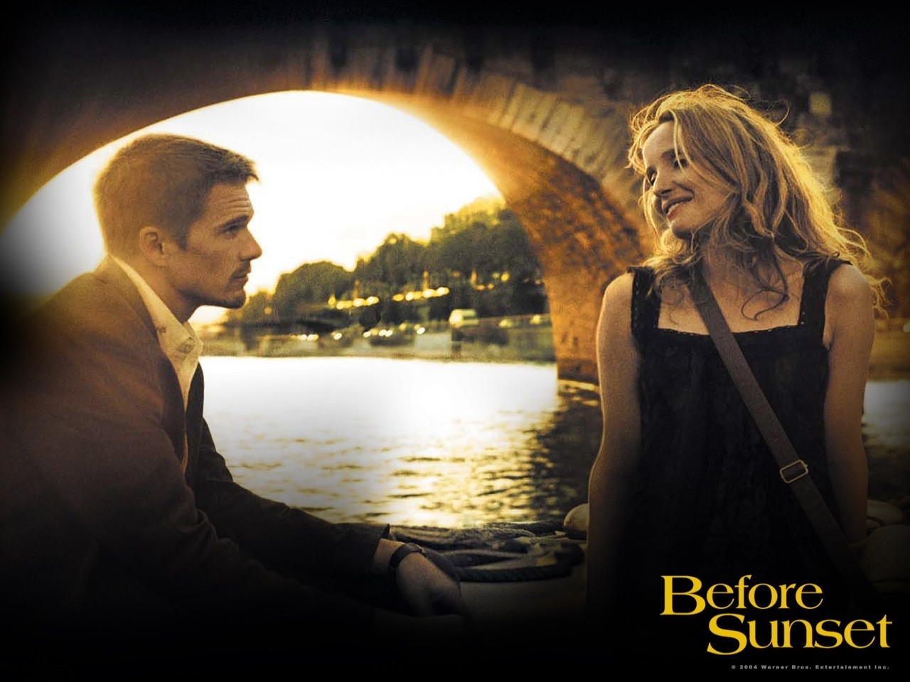Un wallpaper del film Before Sunset - Prima del tramonto