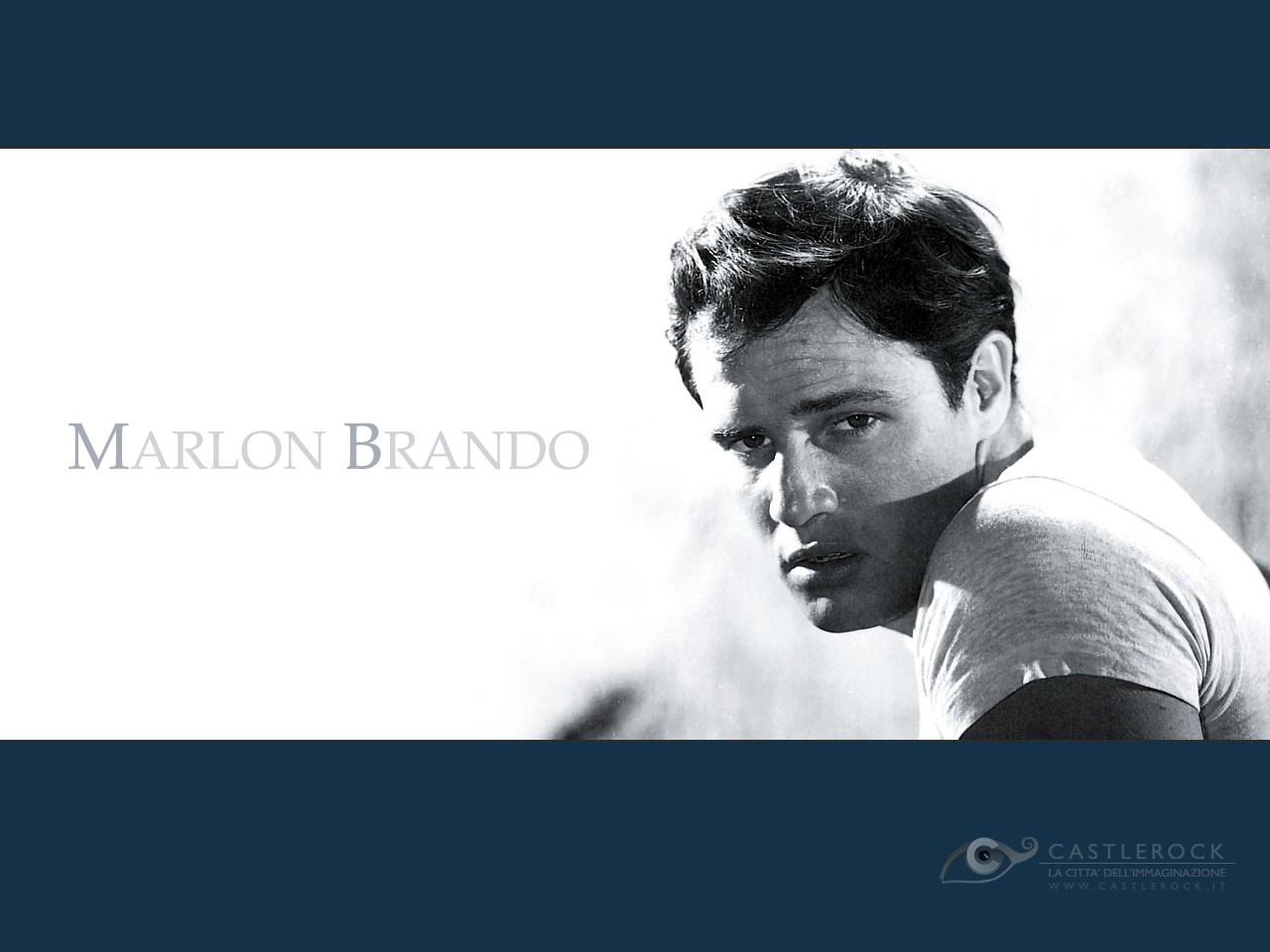 Wallpaper di Marlon Brando