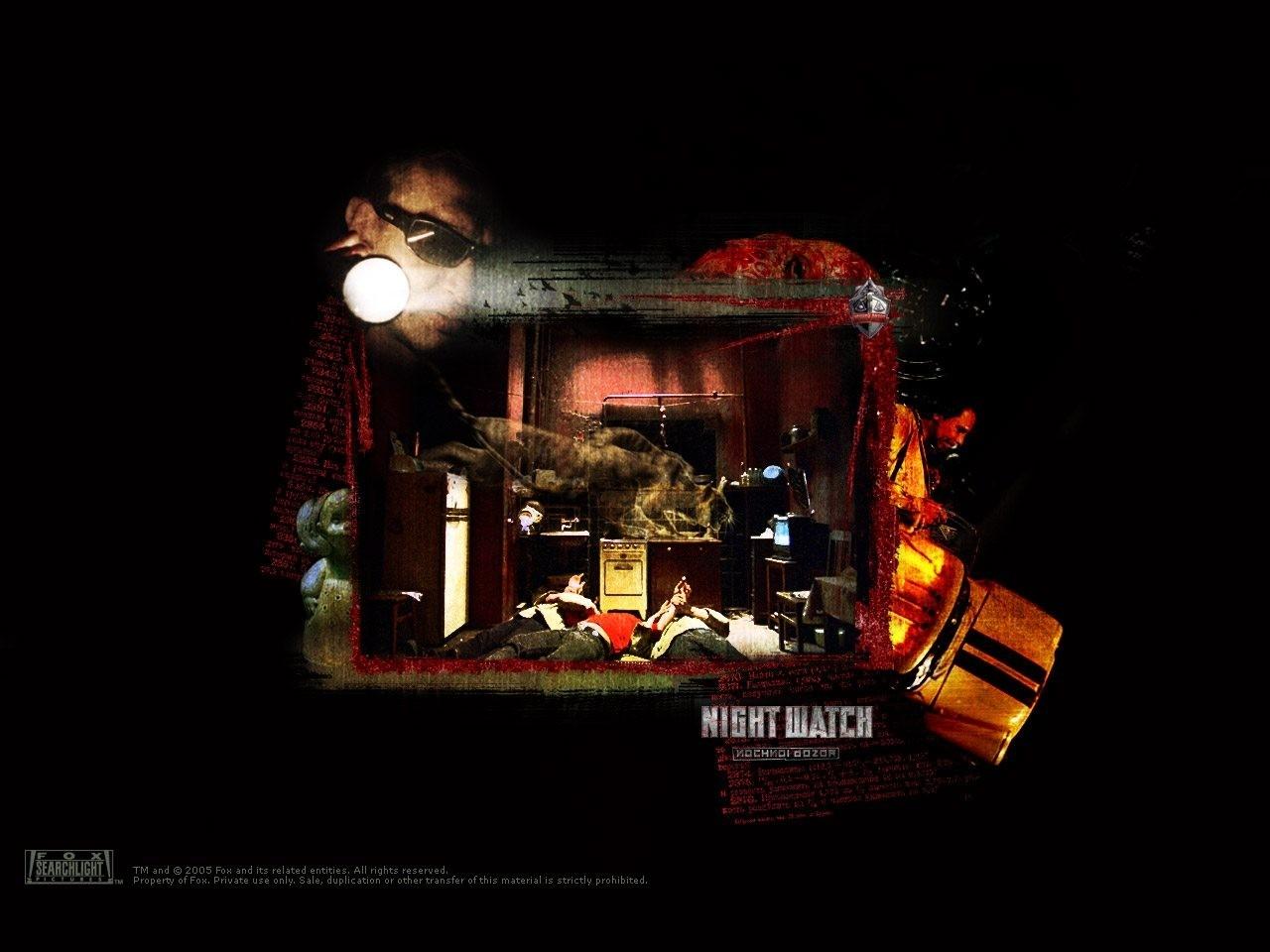 Un wallpaper del film I guardiani della notte (Nochnoj dozor)