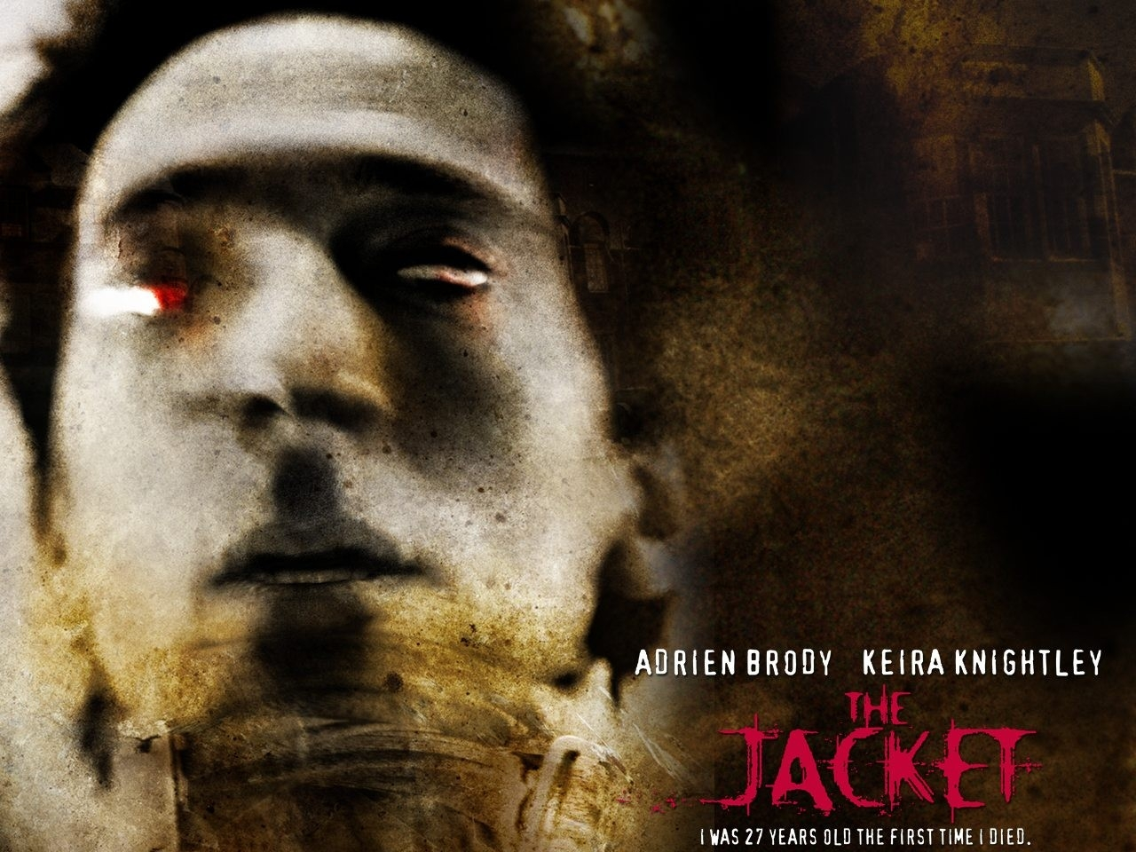 Wallpaper del film The Jacket