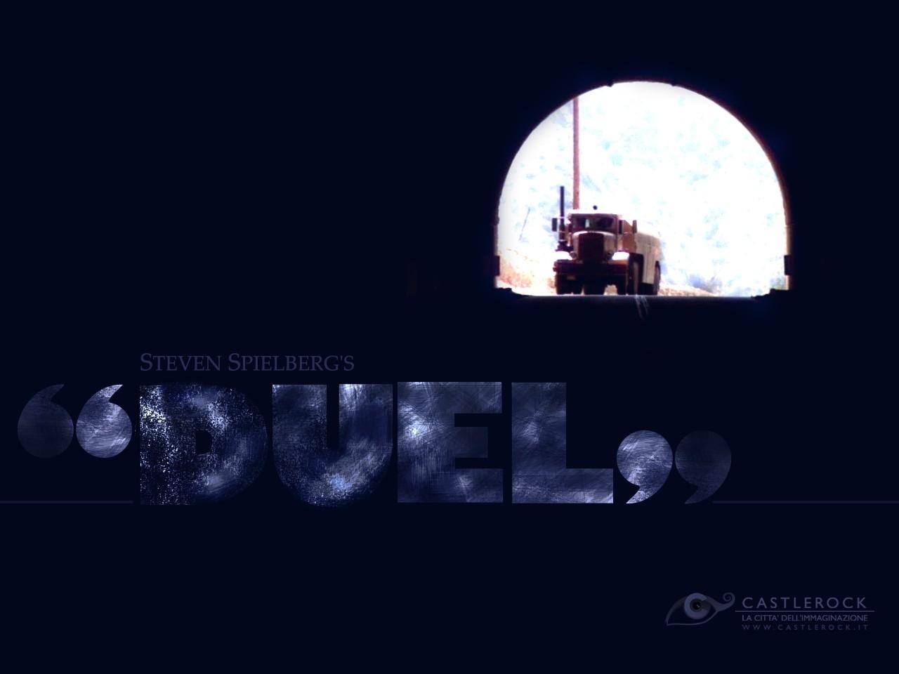 Wallpaper del film Duel