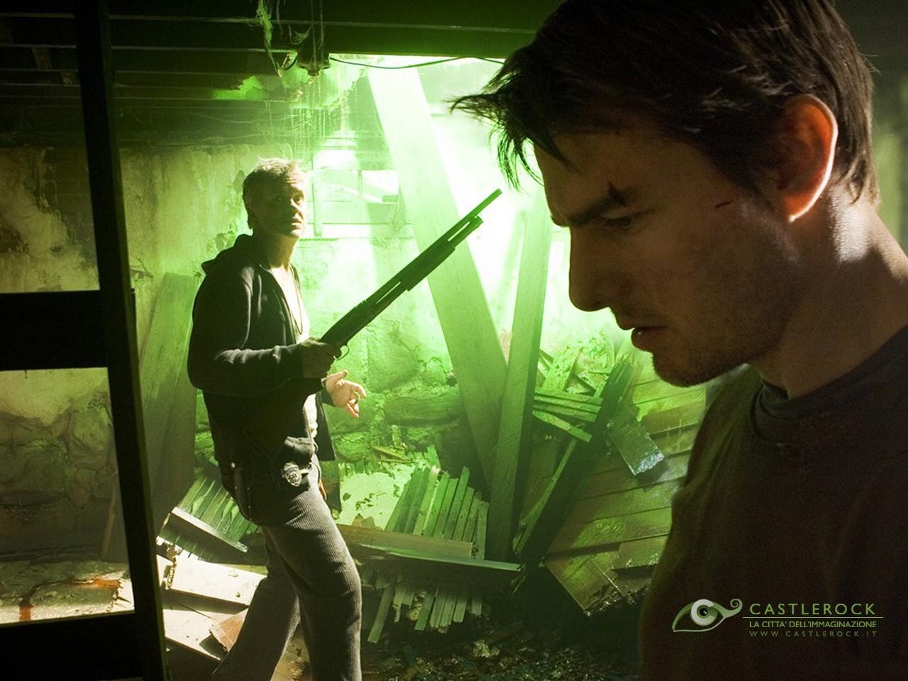 Wallpaper del film La guerra dei mondi (2005)