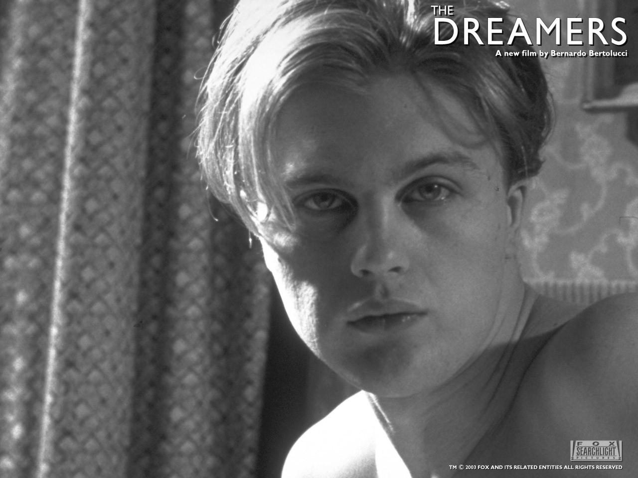 Wallpaper del film The dreamers - I sognatori con Michael Pitt