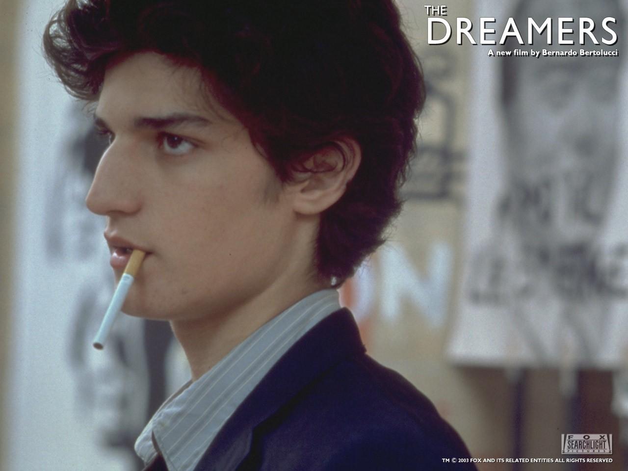 Wallpaper di The dreamers - I sognatori con Louis Garrel