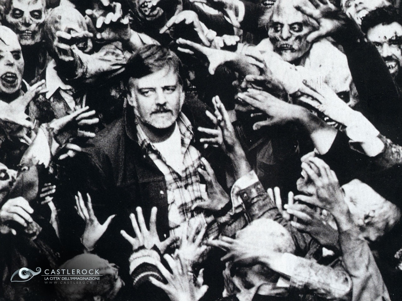 Wallpaper di George A. Romero