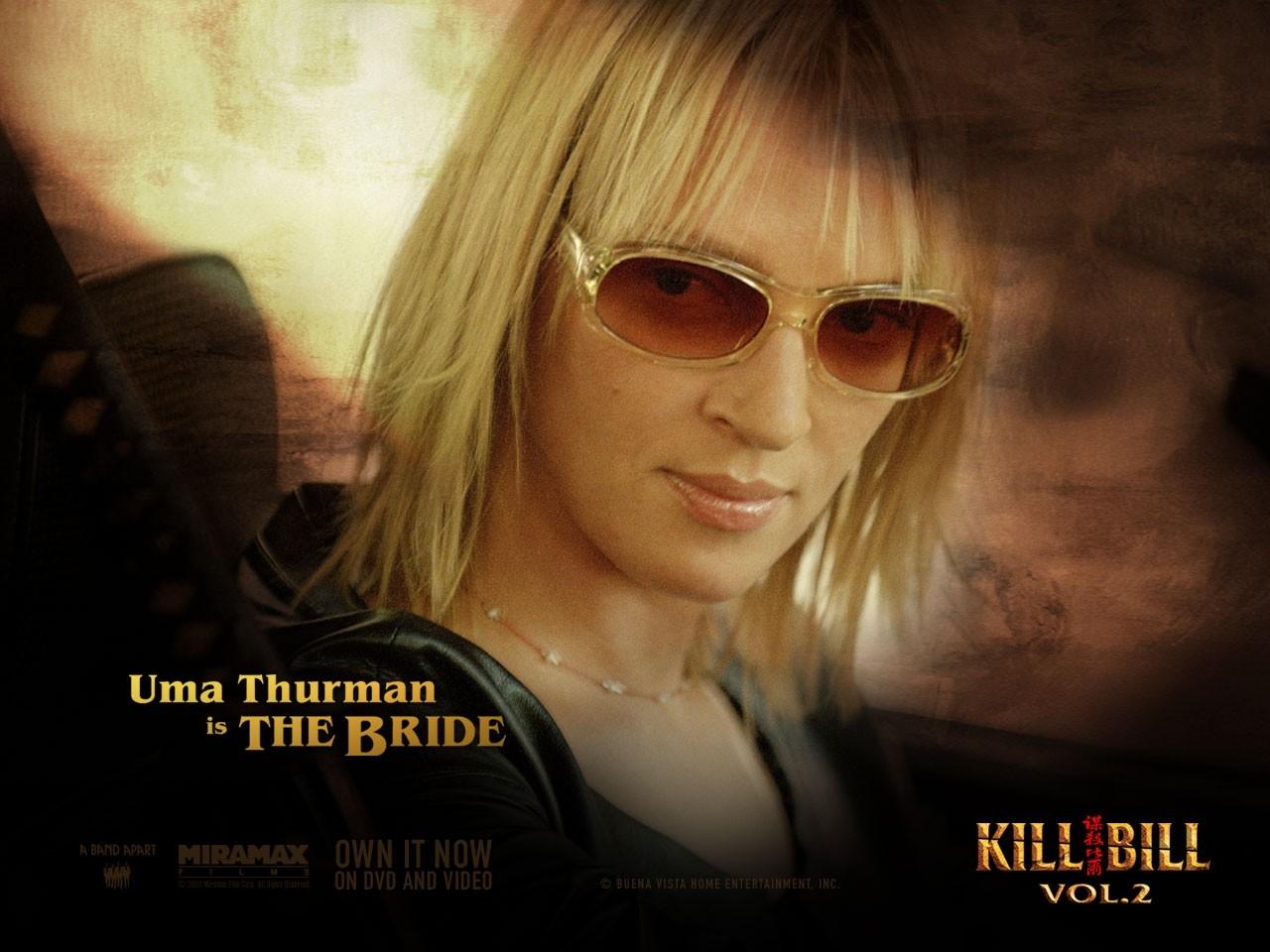 Wallpaper di Uma Thurman in Kill Bill 2