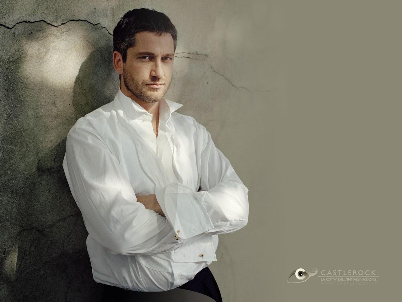 Wallpaper di Gerard Butler