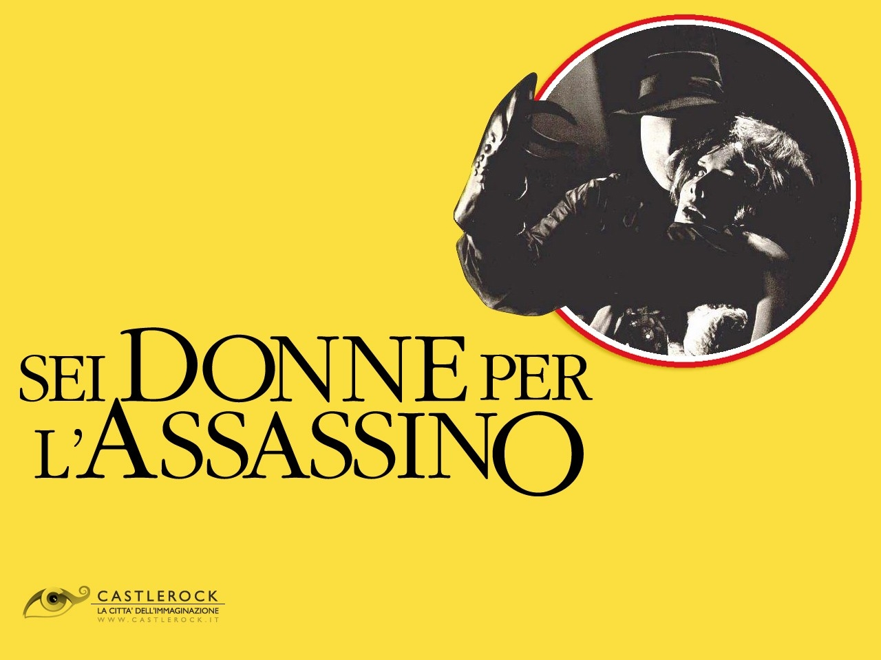 Wallpaper del film Sei donne per l'assassino