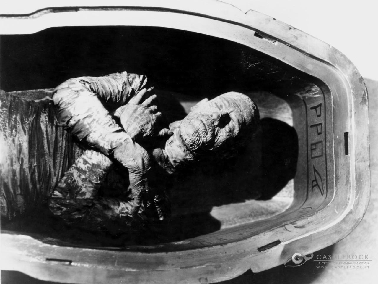 Wallpaper del film La mummia