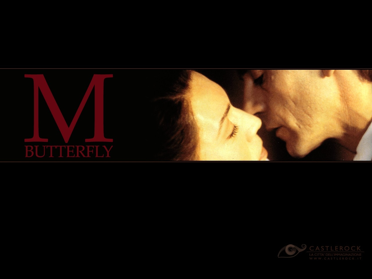 Wallpaper del film M. Butterfly