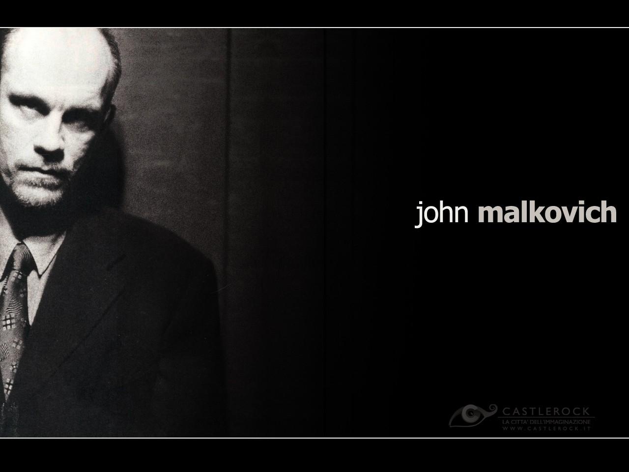 Wallpaper di John Malkovich