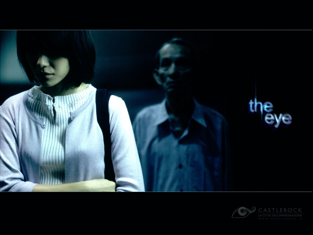 Wallpaper del film The Eye