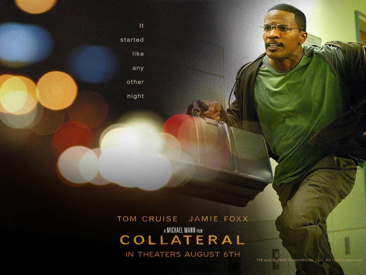 Wallpaper del film Collateral