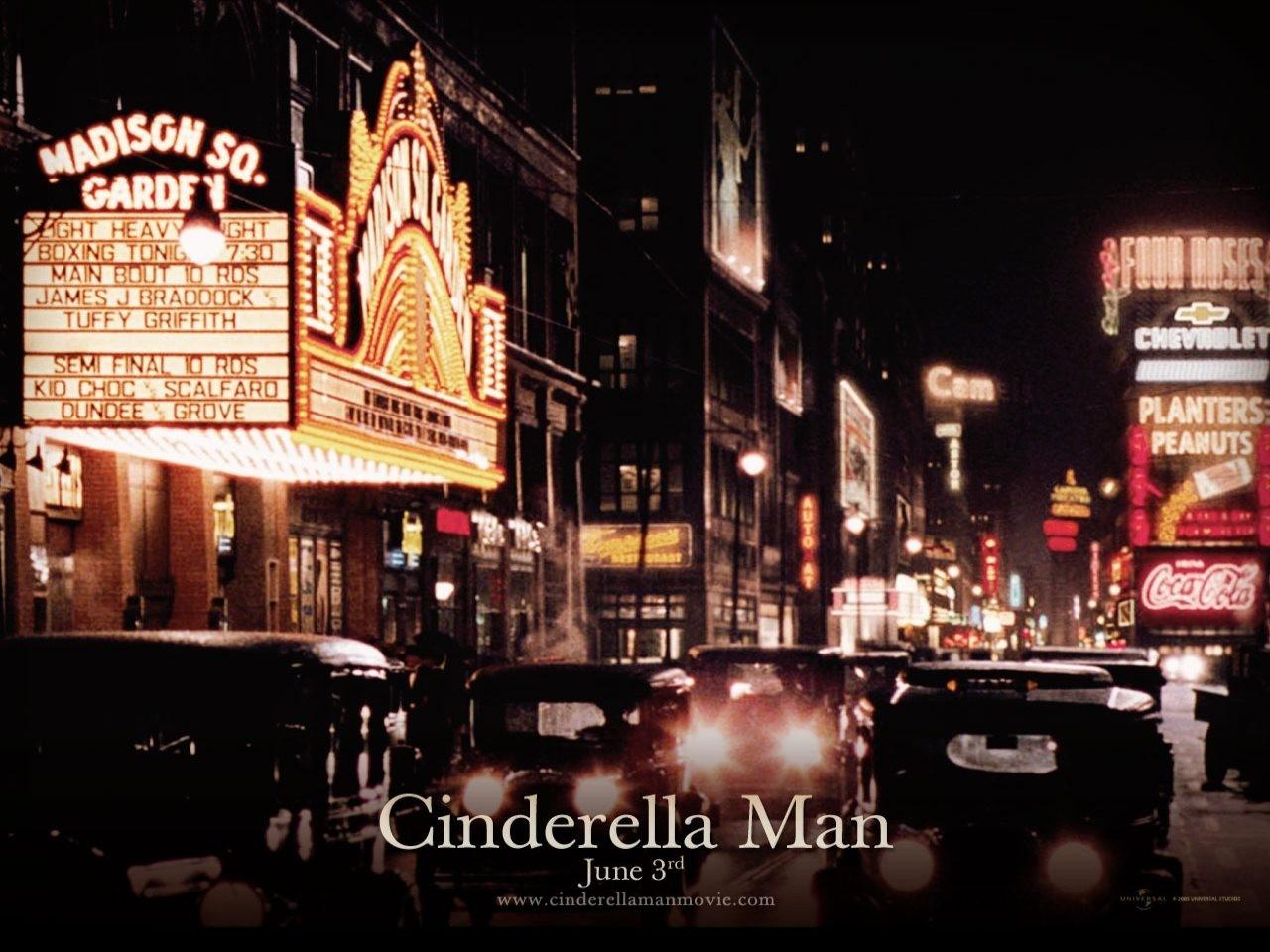 Wallpaper del film Cinderella man