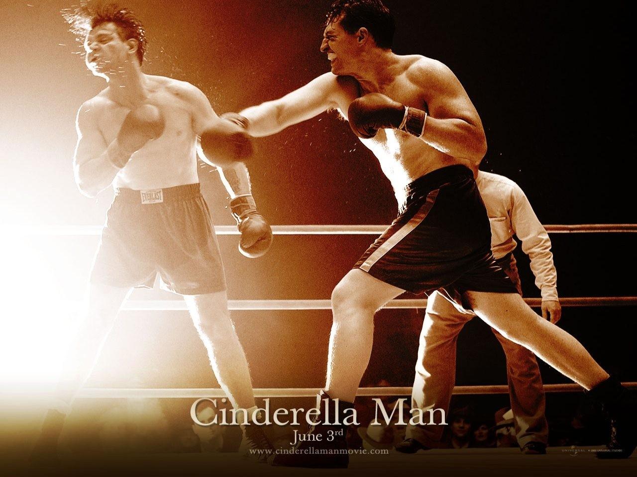 Wallpaper del film Cinderella man - Una ragione per lottare