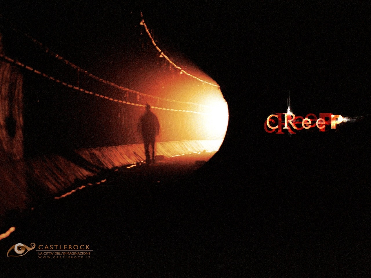 Wallpaper del film Creep