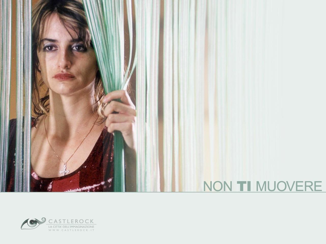 Wallpaper del film Non ti muovere con Penelope Cruz
