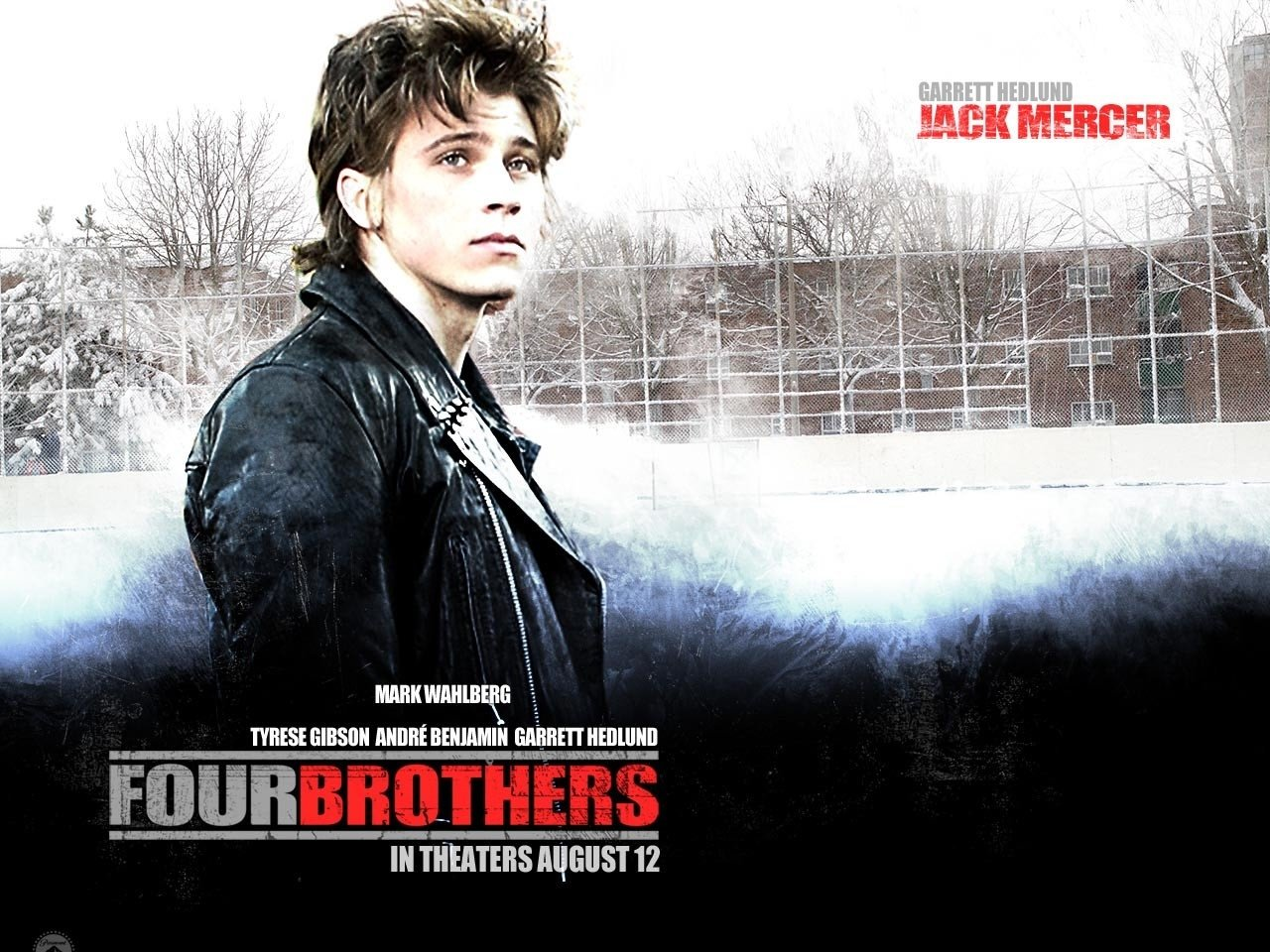 Wallpaper di Four Brothers