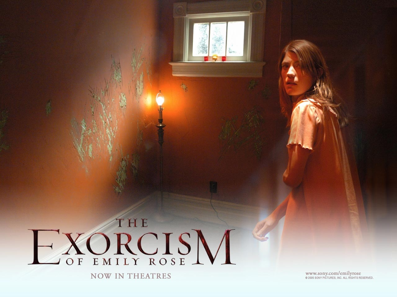 Wallpaper del film The Exorcism of Emily Rose
