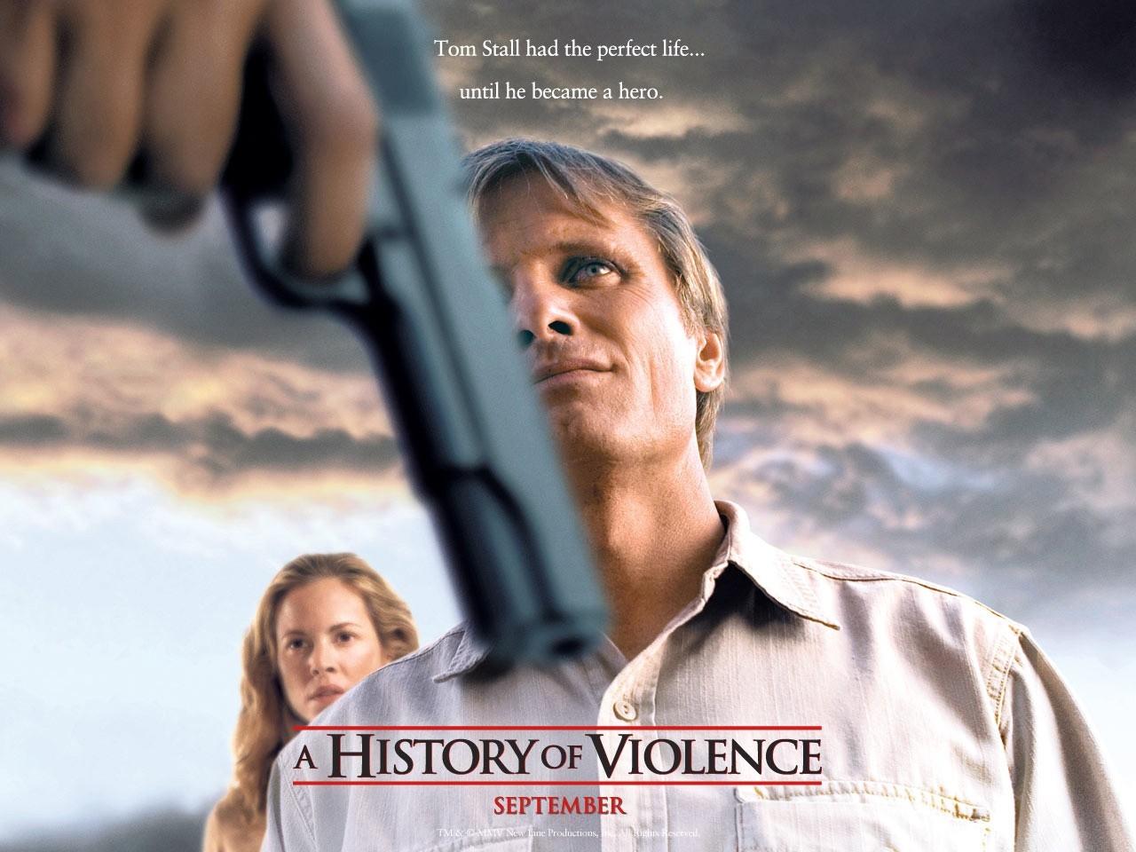 Wallpaper del film A History of Violence