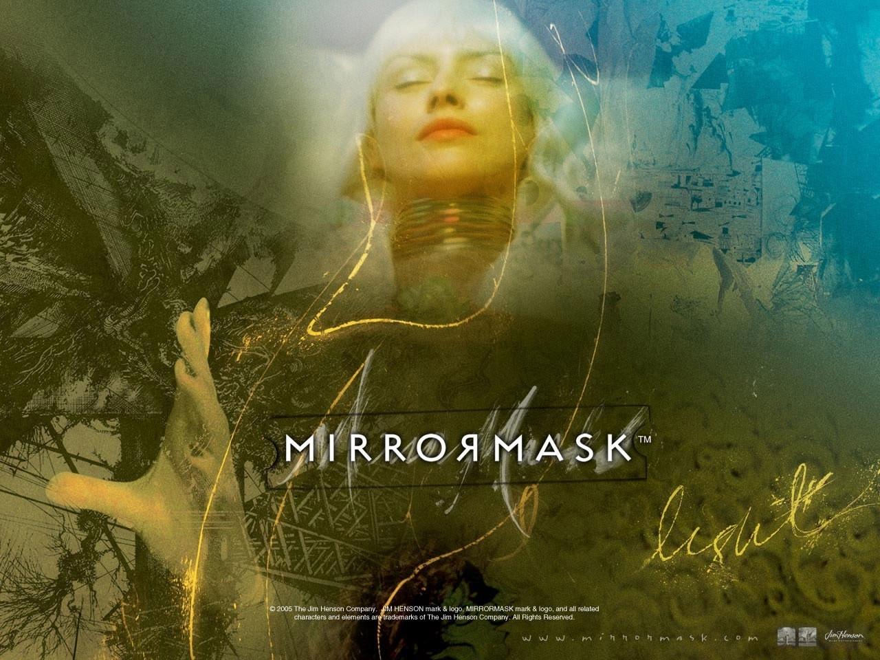 Wallpaper del film MirrorMask