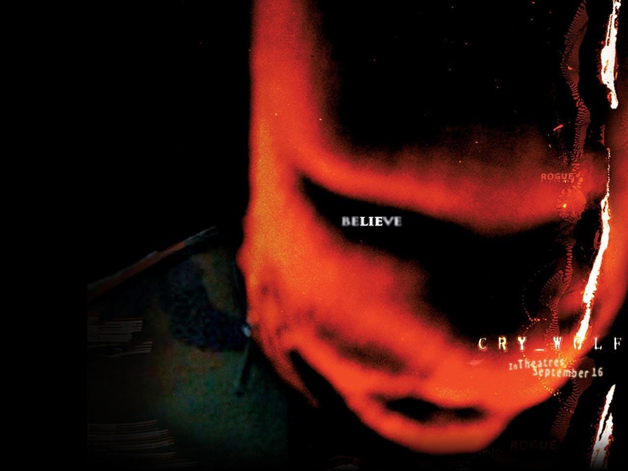 Wallpaper del film Nickname: l'enigmista (Cry Wolf)