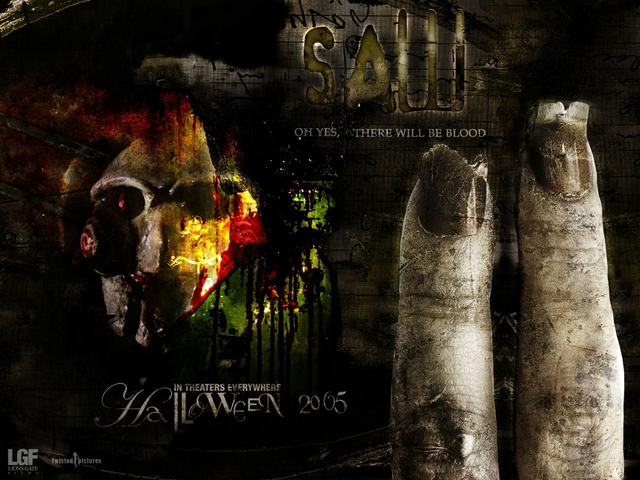 Wallpaper del film Saw 2 - La soluzione dell'enigma