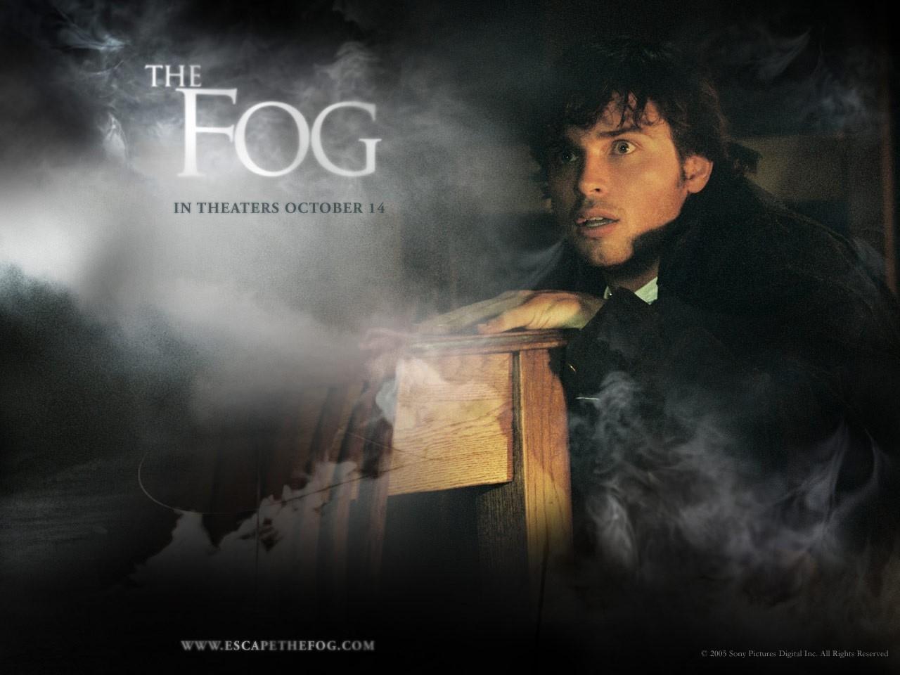 Wallpaper del film The Fog - Nebbia assassina con Tom Welling